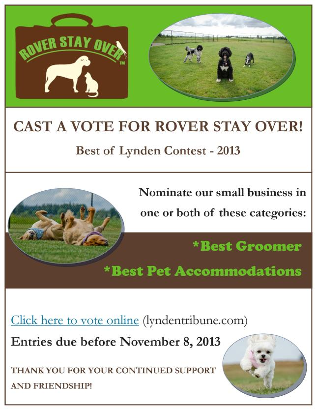 Best of Lynden Contest 2013