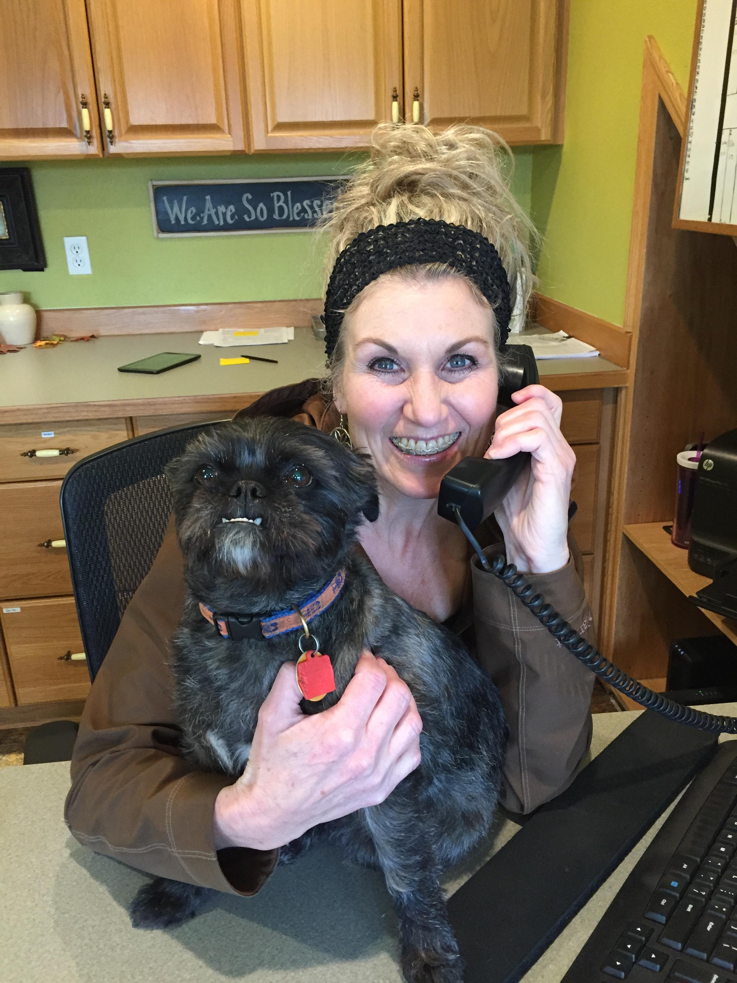 We're hiring a front desk assistant!